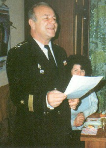 Проф. Г. П. Васянович